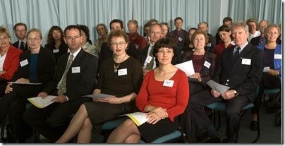 blank audience