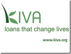 kiva logo on slide